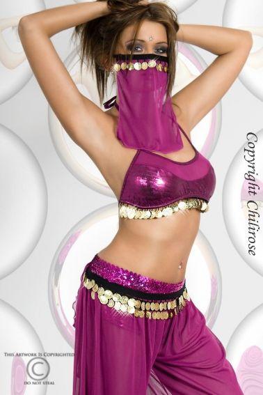 Pasos bsicos de danza rabe - Clases de Twerk, Danza