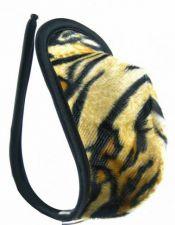 Tanga INVISIBLE MASCULINO de tejido suave con motivos de tigre TNG00038