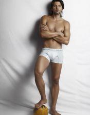 Boxers  para hombres en color blanco