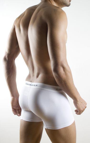 Boxer sexy de hombre de tejido elastico con finos puntitos y banda elastica