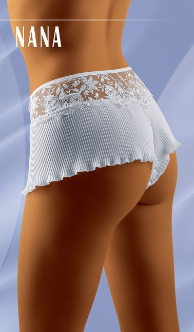 Culotte Deluxe de encaje