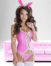 Disfraces sexys en color rosa