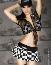 Uniforme de Chica de Carreras DIS00121