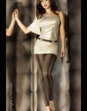 Leggins sexys eroticos de tejido elástico estampado LEG00025