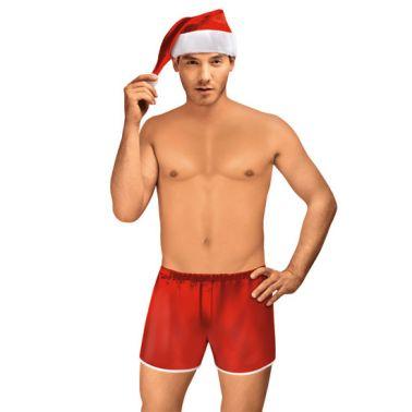 Conjunto de Navidad masculino