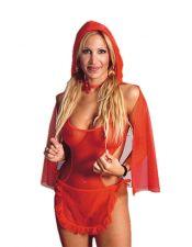 Disfraz erotico de Caperucita Roja DIS00138