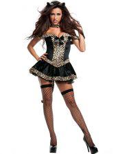 Disfraz erótico de leopardo DIS00147