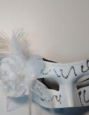 Máscaras en color blanco