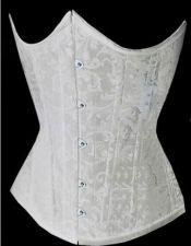 Corsets de Cintura en color blanco